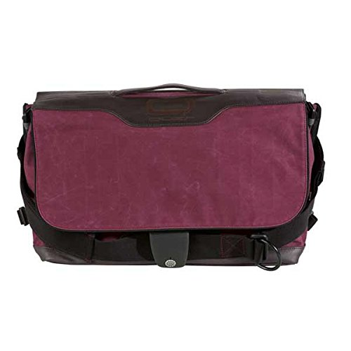 Quer , Sac à main pour homme 182 pine green - 788 wine red