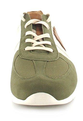Gabor26.348.81 - Scarpe da Ginnastica Basse Donna Verde (verde)
