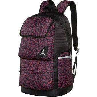 Nike Gym Red Elephant Air Jordan Jumpman All World Gym Schule Laptop Tasche Rucksack Bücher Sport Equipment - Elite-basketball-tasche