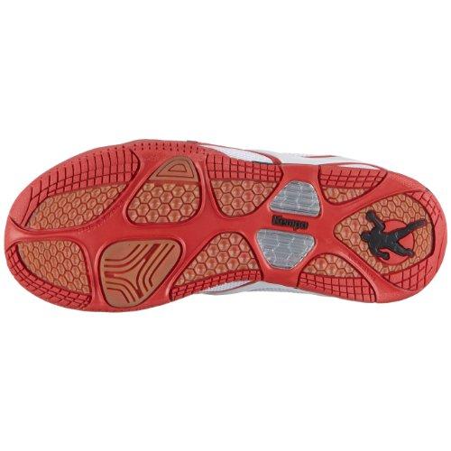 Kempa Adrenalin 200841501, Chaussures de handball femme Blanc - V.2