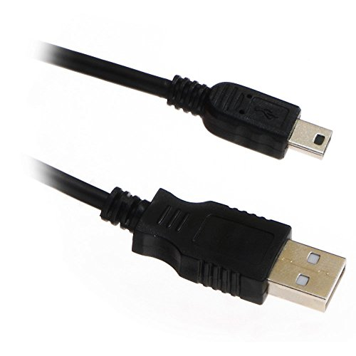 snakebyte PS3 USB CHARGE:CABLE - 3m - USB Ladekabel für PlayStation 3 (Ps Usb-kabel 3)