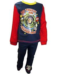 Toy Story Buzz Lightyear InterGalactic pijamas de ni?o de 18-24 meses