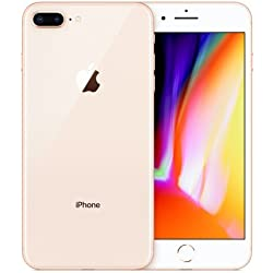 "Apple iPhone 8 Plus - Smartphone DE 5.5"", 64 GB, Color Dorado"