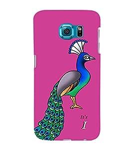 PrintVisa Designer Back Case Cover for Samsung Galaxy S6 Edge :: Samsung Galaxy S6 Edge G925 :: Samsung Galaxy S6 Edge G925I G9250 G925A G925F G925Fq G925K G925L G925S G925T (pouch case cover holder bodypanels)