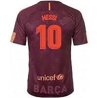 2017-18 Barcelona Nike Third Football Soccer T-Shirt Camiseta (Lionel Messi  10 82a0b6c4539