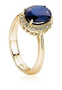 Clogau Gold Yellow Gold Royal Ring - Size P
