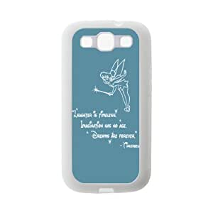 Peter Pan's Character Tinkerbell Samsung Galaxy S3 I9300 back case, TPU