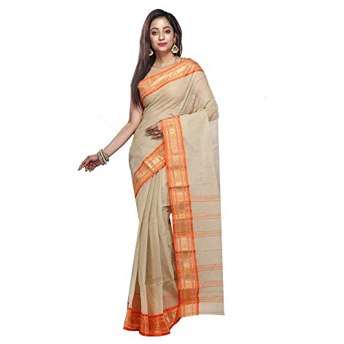 Hawai Stylish Traditional Tant Saree