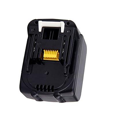 2X 14.4V 3.0Ah Werkzeug Akku für Makita BL1430 Batterie Lithium-Ion (LG Zelle)