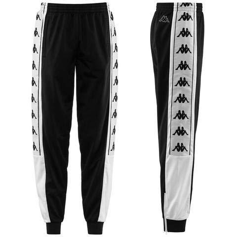 Kappa Pantalón ALENZ 903 Black White S