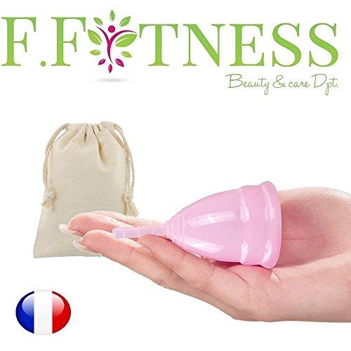 Fit Cup-Copa menstrual silicona médica hipoalergénica