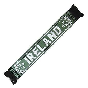 Écharpe de supporter de l'Irlande