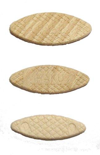 300 original HAKU Flachdübel auch Lamello genannt Sortiment 100 je Größe