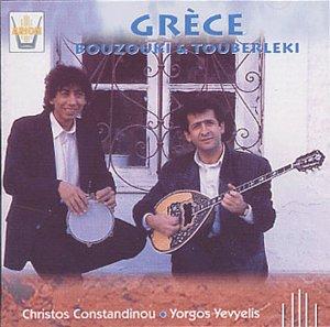 Griechenland-Bouzouki & Touberleki