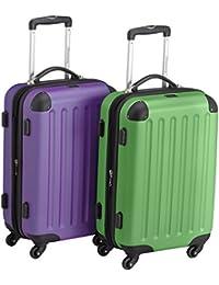 """HAUPTSTADTKOFFER® """"SPREE"""" Juegos de 2 maletas de mano rígidas - 2x 49 litros - CERRADURA TSA"""