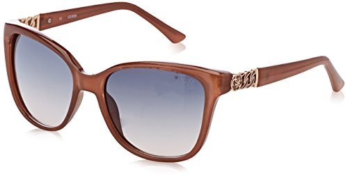 Guess Damen Sun GU 7385 45B-56-17-135 Sonnenbrille, Brown, 56