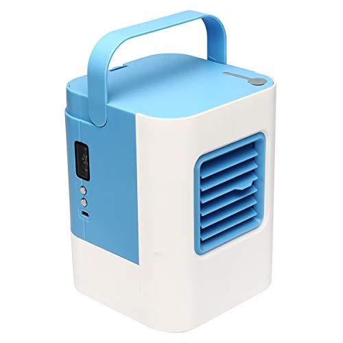 DyNamic Handlicher Luftkühler Der schnelle und einfache persönliche Raum-Kühler-Ventilator-Luft-Störer USB-Aufladung -