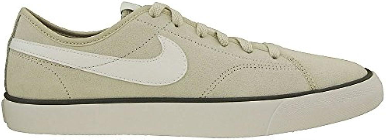 Nike - Primo Court Leather - 644826010 - El Color Blanco-Gris-Beige - Talla: 45.0