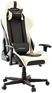 dxseat racer6 sedia da gaming con braccioli nero amazon. Black Bedroom Furniture Sets. Home Design Ideas