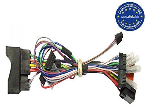 Dietz CBL039FOUN12 Adapter Ford C-Max, Fiesta, Focus, Mondeo, S-Max für Can-Bus Interface 66040
