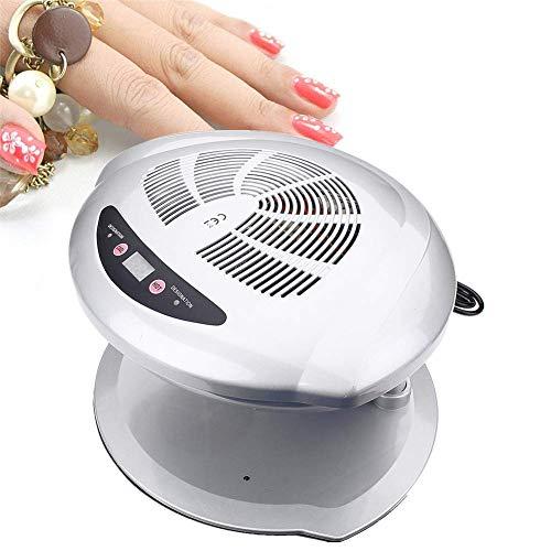 220 V Auto-Induktionssensoren Nageltrockner Fan Warm \u0026 Cool Wind UV-Gelpoliermittel Lacktrocknung Maniküre-Gebläse für beide Hände und Zehen -