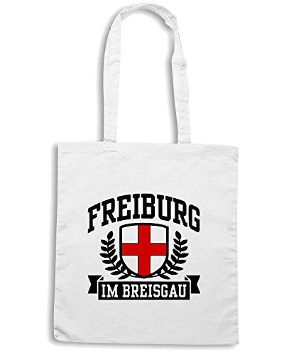 T-Shirtshock - Borsa Shopping TSTEM0037 freiburg im breisgau Bianco