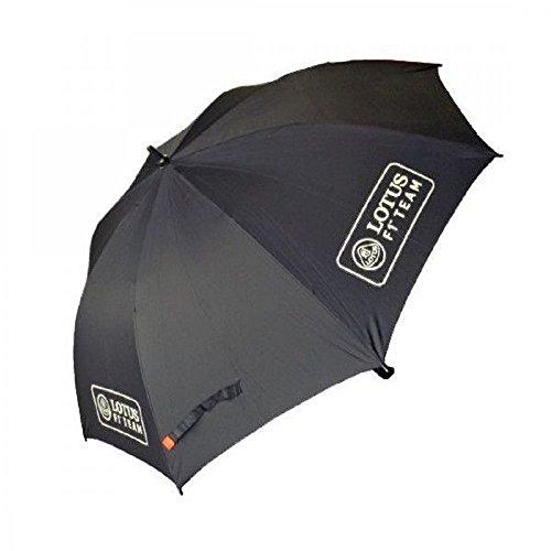 lotus-paraguas-f1-team-golf-negro-unica