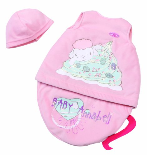 Zapf Creation 791622 - Baby Annabell Deluxe Süße Träume Set