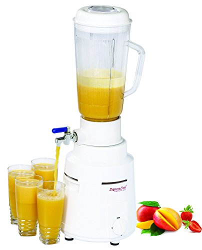 Signoracare Inov 900 Watts Heavy Duty Powermatic Mixer Blender-white