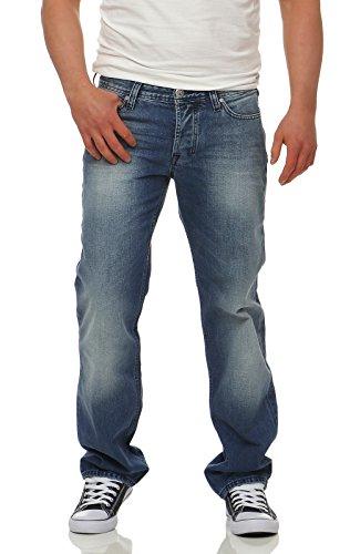M.O.D Herren Jeans Hose Thomas Comfort Fit...