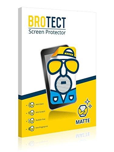 BROTECT Matte Screen Protector Skoda Infotainmentsystem Columbus Octavia (2017) 2 pc(s) - Pcs Screen Protector