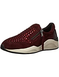 Geox Damen D Omaya C Sneakers