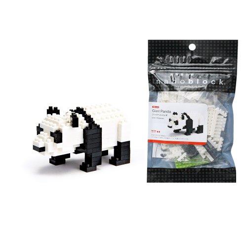 Nanoblock NAN-NBC019 Giant Panda