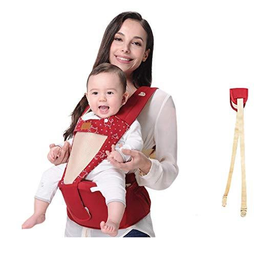 Courroie de Tabouret de Taille pour bébé Banc d'absorption de Chocs détachable Multifonctionnel Convient pour l'été ( Color : C )