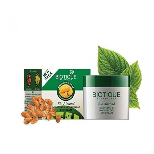 Biotique Bio Almond Eye Cream (15GM)