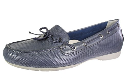 Tamaris 1-24607-28 Damen Mokassins Navy, EU 42
