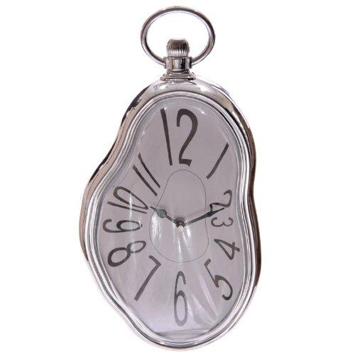 Reloj de pared estilo de la fondue 'Salvador Dal' CLCK15 - Reloj derretido de Dalí