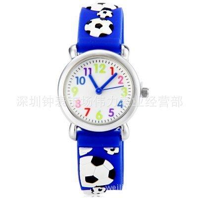Beste Anzüge Batman (3D niedliche Karikatur-Quarz-Uhr-Armbanduhren mit Silikonband Zeitlehrer für kleine Mädchen-Jungen-Kind-Kind-Geschenk)