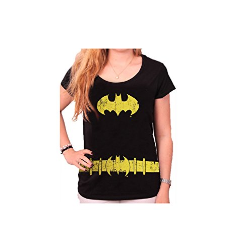 Tshirt Femme Batgirl - Uniforme - Legend Icon