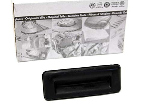 Preisvergleich Produktbild Original 5J0827566E Taster Heckschloß Öffner Griffleiste Türgriff aussen schwarz mit Mikroschalter