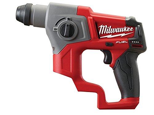 Preisvergleich Produktbild Milwaukee Werkzeuge–M12ch-0C fueltm SDS Hammer 12Volt Bare Unit