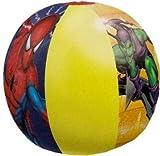 ENFANTS Disney Nourriture Boîtes de rangement et fourre-tout Sacs–Bulk jouet Buys et dragées par la coque Spiderman Inflatable Beach Ball (36/case)