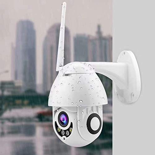 Überwachungskamera Wasserdicht Outdoor 960P Ip Kamera P2P Wireless WiFi Kamera Pzt Zoon Security Dome CCTV Überwachungskamera Smart Alarm 3 Meter Stromkabel