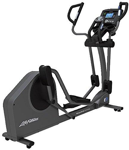 Life Fitness E3 Ellipsen-Crosstrainer mit Track+ Console, E3