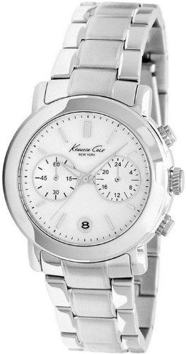 kenneth-cole-kc4801-sport-montre-femme-quartz-analogique-cadran-argent-bracelet-acier-argent