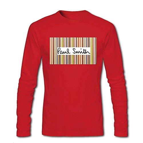 4abb600ec13759 Paul Smith PS Chest logo long sleeve Tops T shirts - Maglia a manica lunga -
