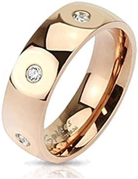 Paula & Fritz® Titan Ring rose g