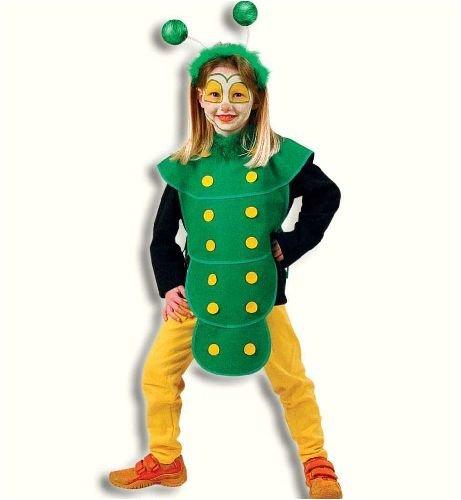 Raupe Kleine Raupe Tierkostüm Kinder Kostüm Gr -