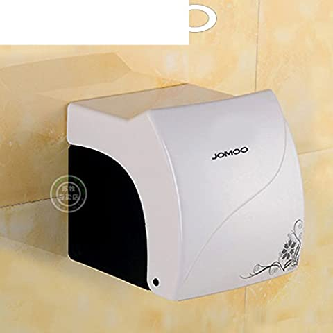 colgante/Cuarto de baño titular de papel higiénico/caja de soporte de rollo de papel higiénico/titular de papel