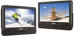 D-Jix PVS 902-59DLP Vidéo Embarquée Fixe, 16:9 USB